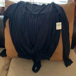 Turnt bodysuit